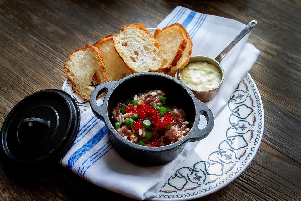 Frokostordning i København med lækker buffet og varieret mad